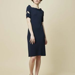Annette Gortz Maira Short Sleeve Cutout Dress